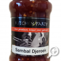 Sambal Djeruk ouderwets en authentiek , lucullus , kitchen party