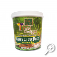 Thai Delight Green Curry Paste, Groene Kerrie Pasta, Lucullus