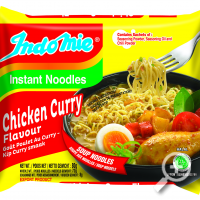 Indomie , Instant Noodles , Kip Kerrie , Chicken Curry , Kare Ayam , Halal , lucullus