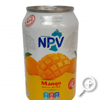 NPV Mango Fruit Juice 330 ml, Lucullus