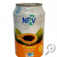 NPV Papaya Fruit Juice 330 ml, Lucullus