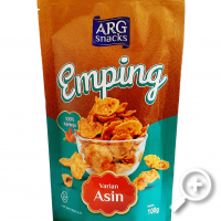 ARG Emping Asin, Lucullus, Snack