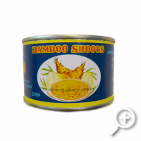 Bamboo Shoots strips 5 oz , Bamboe Shoots , lucullus